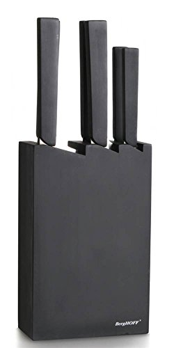 BergHOFF Cubo 7-Piece Knife Set with Knife Block