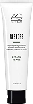 AG Hair - Keratin Repair Restore Daily Strengthening Conditioner - 6 oz. CLEARANCE PRICED