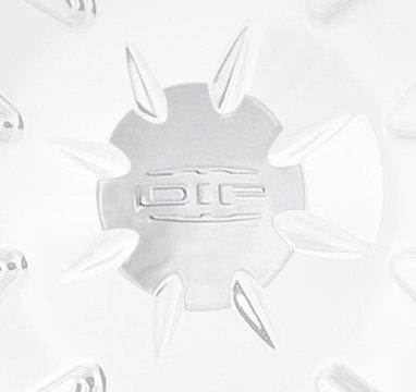 Mr. Lugnut C10D67C Chrome Plastic Center Cap for D67 Wheels (Mr. Lugnut)