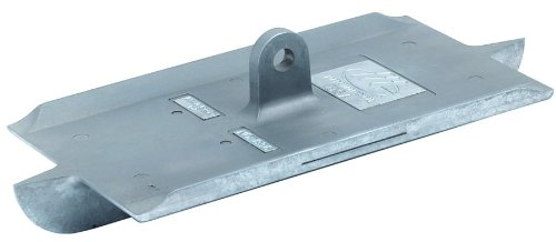 MARSHALLTOWN The Premier Line 836 8-Inch by 4-3/8-Inch Zinc Double End Walking Groover