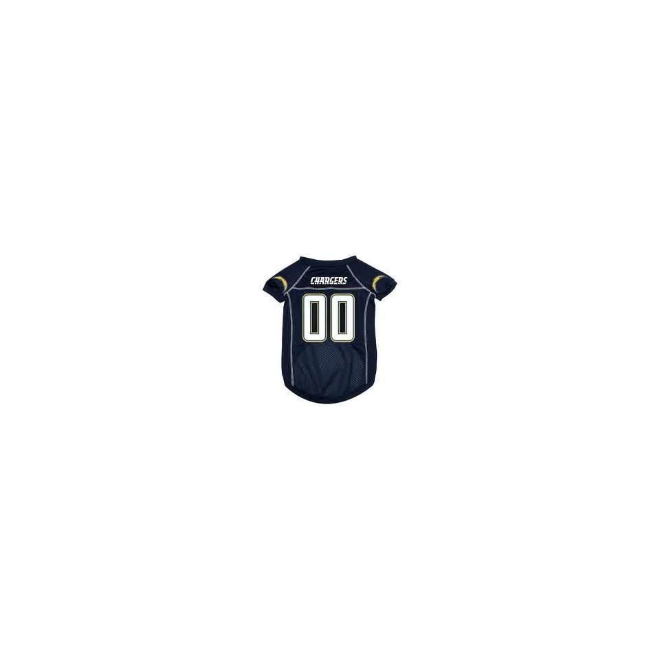 San Diego Chargers NFL pet dog jersey XS 4 9lbs