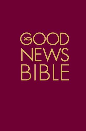 Good News Bible. PDF