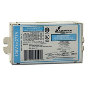 Advance ICF-2S18-H1-LD 120 to 277 Volt - Fluorescent Ballast - Operates 1 or 2 Compact Fluorescents Garden, Lawn, Supply, Maintenance