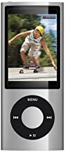 Apple iPod Nano MP3-Player mit Kamera silber 8 GB
