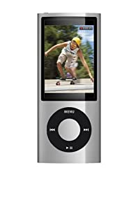 Apple 8 GB iPod nano 5 G - Silver  (Discontinued by Manufacturer)