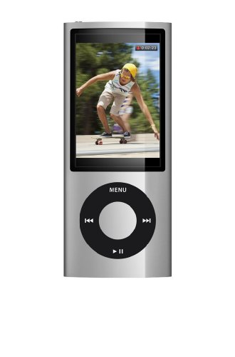 Apple iPod nano 16 GB Silver (5th Generation) OLD MODEL