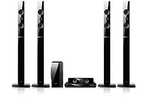 Samsung HT-E5550 5.1 3D-Blu-ray-Heimkinosystem (1000 Watt, WLAN) schwarz