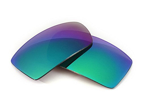 FUSE+ Lenses for Electric Hoodlum Sapphire Mirror Polarized (Electric Hoodlum compare prices)