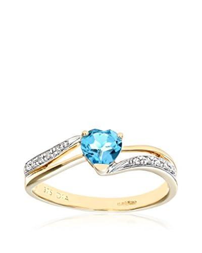 Revoni Ring gelbgold