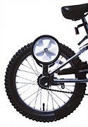 Trail-Gator Flip Up Training Wheels for 12-20-Inch Bicycles (Bike Tow Bar compare prices)