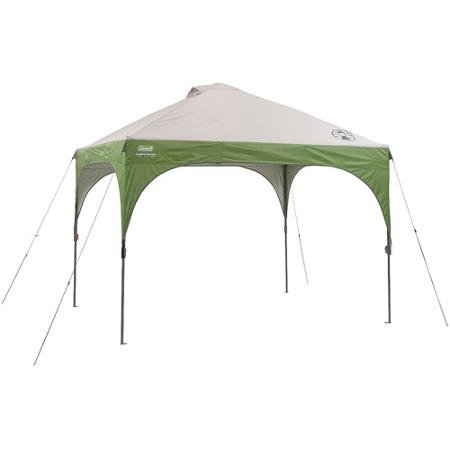 Coleman 10'x10' Instant Straight Leg Canopy, Green