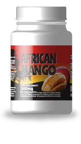 Aafrican Mango Advanced Diet Pills & Slimming Tablets For Weight Loss - 2 Month Supply (Saving £2.00)