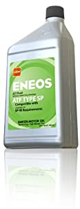 Eneos 3110301 Type-SP Automatic Transmission Fluid Oil - 1 Quart, Pack of 12 by Eneos