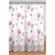 Teen Shower Curtain front-1071582