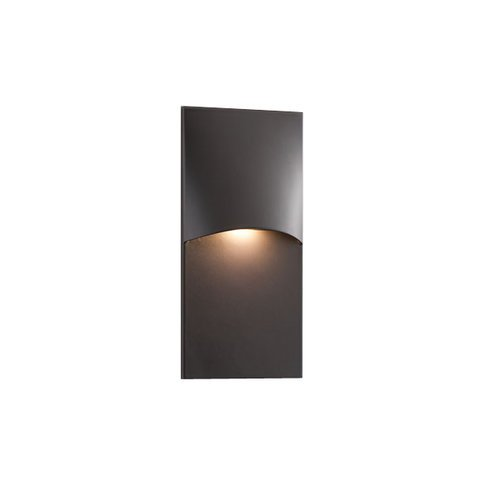 Csl Lighting Ss3007-Bz 3007 Series Ada Led Steplight, Bronze Finish
