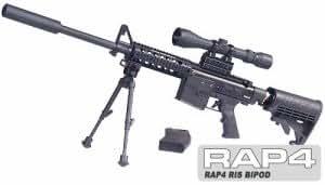 Sniper Bipod for Tippmann X7 - paintball pod