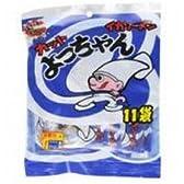 ■人気■人気のよっちゃんシリーズ【カットよっちゃんイカソーメン11袋入】 (こちらの商品の内訳は『11袋入×60袋』のみ)