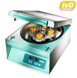 HETTICH INSTRUMENTS 1206 Rotofix 32A Economy Universal Benchtop Centrifuge, 6000 rpm Maximum Speed, 208/240V, 50/60 Hz, 14.5