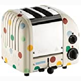 Dualit Vario AWS 2 Slot Emma Brigewater Toaster