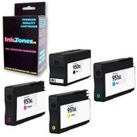HP Officejet Pro 8600 Premium e-All-in-One Printer - 950XL/951XL Value Pack - Compatible Cartridges