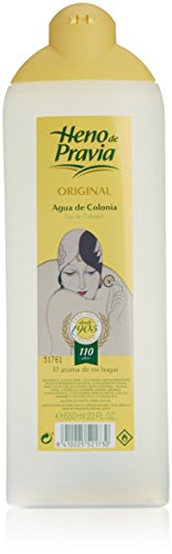 Heno de Pravia Acqua di Colonia, Original Edc 6, 50 ml
