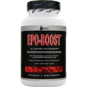 EPO-BOOST Endurance Supplement