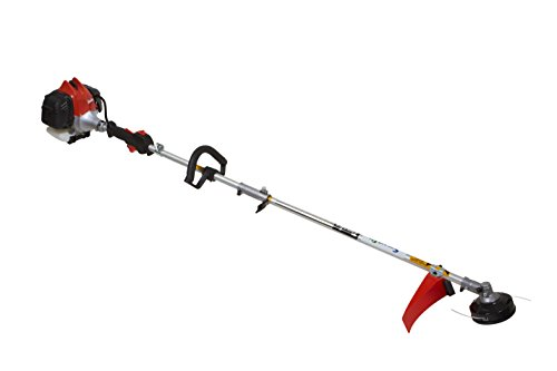 Tanaka TCG27EBDP 2-Cycle Split Shaft Gas String Commercial Grade Trimmer, 26.9cc (Commercial Gas Trimmers compare prices)