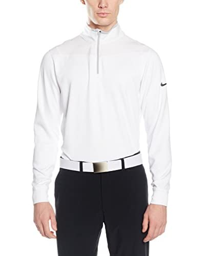 Nike Sweatshirt Dri – Fit 1/2 – Zip Ls Top rot