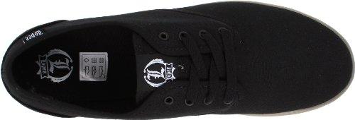 C1RCA Men's Lopez 13 Skate Shoe,Black/Gum,10.5 M US