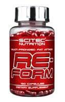 Reform - Bruleur de graisse -60-gélules Scitec Nutrition