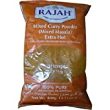 Rajah Mixed Curry Powder (Mixed Masala) Extra Hot 400gms