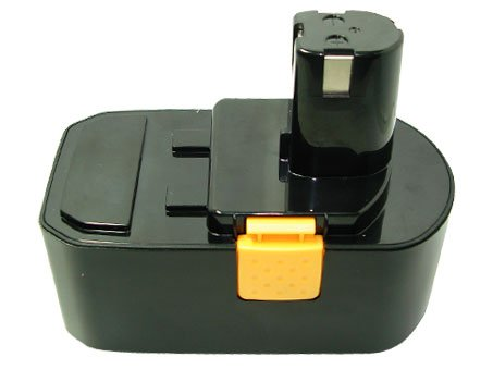 18.00V, 1500mAh,Ni-Cd,Replacement RYOBI Power Tools Battery for RYOBI CID-1802P, CTH1802K, FL1800, HP1802M, MS180, R1063, R1073K2, RJC180, SS180, Compatible Part Numbers: 1322401, 1323303, 1400672, B-1815-S, 1322705,130224007,130256001,