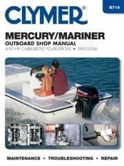 mercury-mariner-4-90hp-carburetted-4-stroke-outboard-engine-manual-clymer-marine-repair-series-2015-