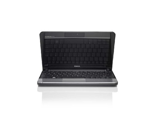Dell Inspiron Mini 10 10.1-Inch Obsidian Black Netbook with Integrated TV Tuner – Up to 6 Hours 20 Minutes of Battery Life (Windows 7 Starter)