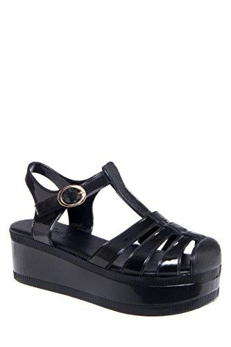 Jelly Pop Platform Sandal