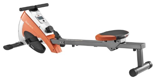 Body Sculpture Rowing Machine - Orange