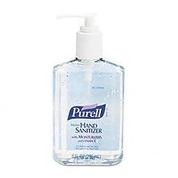 Gojo Industries Purell Instant Hand Sanitizer Pump Dispenser Bottle 965212CT