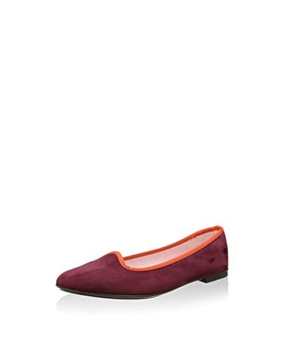 Bisue Slipper granatrot EU 40