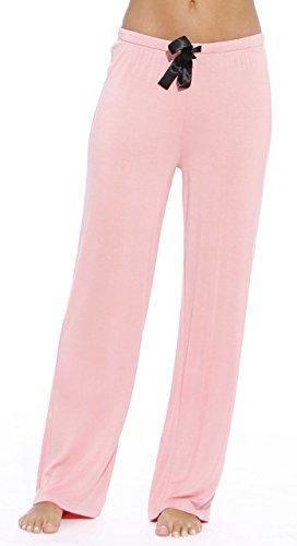 Christian Siriano New York da donna pigiama pantaloni/pantaloni Pink X-Large