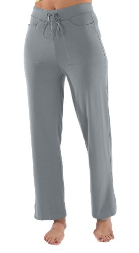 Yoga Lounge Pants Exercise Clothes Women'S Eco Friendly Clothing Gift Wb1201-Svr-L front-971792