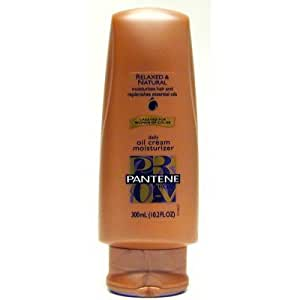 Pantene Relaxed And Natural Daily Oil Cream