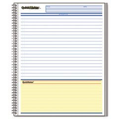 31k0CLym5lL. SL500  Mead Cambridge Limited Business Notebook QuickNotes Planner (06066)