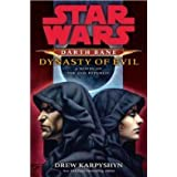 """by Drew Karpyshyn Star Wars, Darth Bane, Dynasty of Evil, A Novel of the Old Republic 1 edition (Hardcover)By Drew Karpyshyn        26 used and new from $9.51    Customer Rating:     First tagged """"sith"""" by Ademir!!"""
