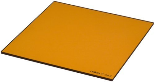 Cokin P047 Gold Square Filter