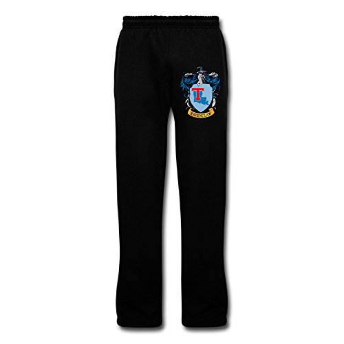 [PKTWO Louisiana Tech University Ravenclaw Crest Men's Home Pant Sports Pants] (Ravenclaw Mascot)