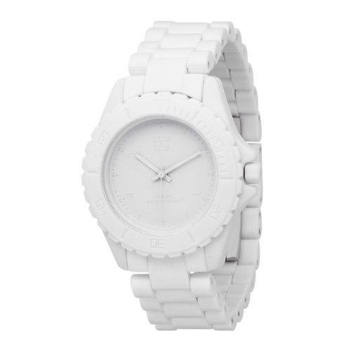 KR3W Unisex K1231-WHT Phantom White Dial White Watch