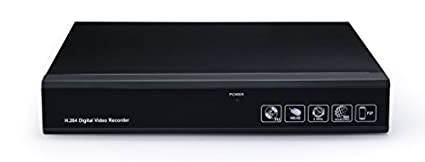 NPC 4 Channel AHD DVR