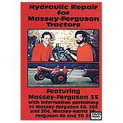 Ferguson Hydraulic Repair Video (Dvd)