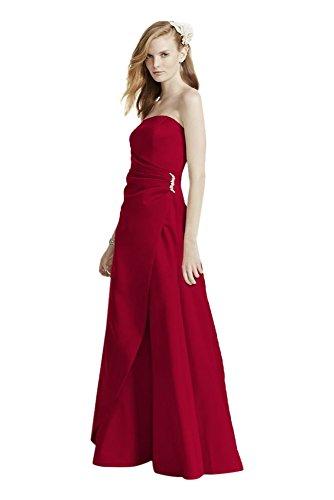 satin-bridesmaid-dress-with-side-drape-brooch-style-8567-apple-8