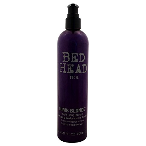 Tigi, Bed Head, Shampoo con pigmenti viola, 400 ml